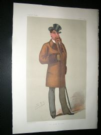 Vanity Fair Print: 1877 Robert Richardson Gardner